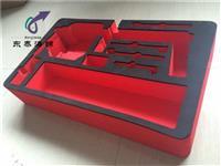 植绒eva内衬包装盒仪器箱工具箱EVA内衬