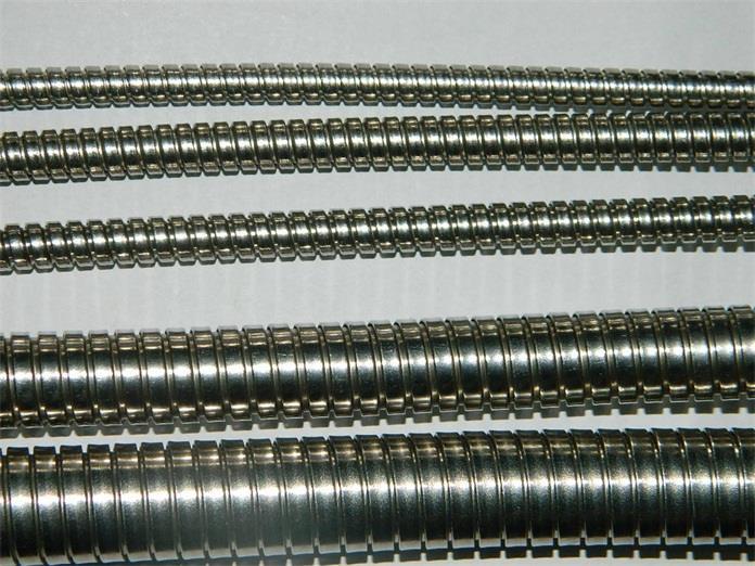 内径25mm 双扣金属软管